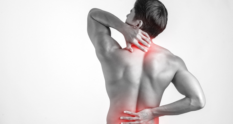 Back Pain - moving and positioning
