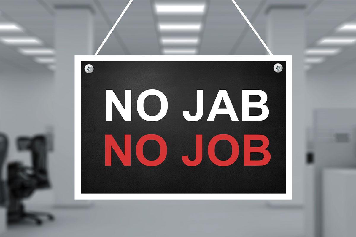 """""""No Jab, No Job"""" Implications For Care Home Staff"""